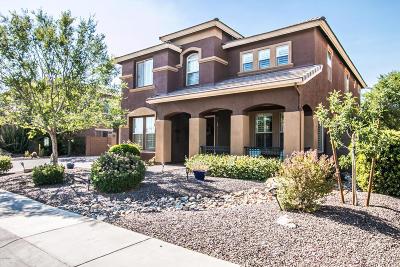 Gilbert Single Family Home For Sale: 2666 E Bridgeport Parkway