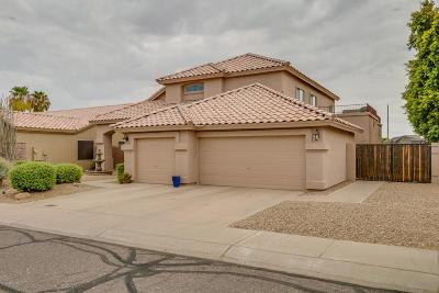 Single Family Home For Sale: 1629 E Glenhaven Drive