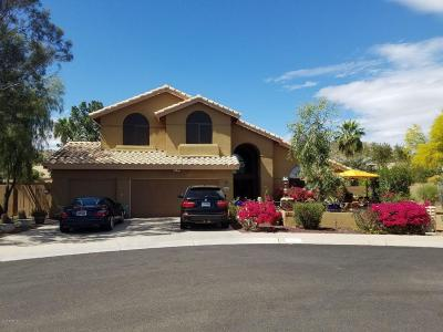 Single Family Home For Sale: 13240 S 34th Way