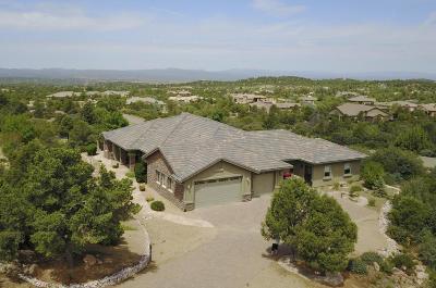 Prescott Single Family Home For Sale: 5620 W Corliss Circle