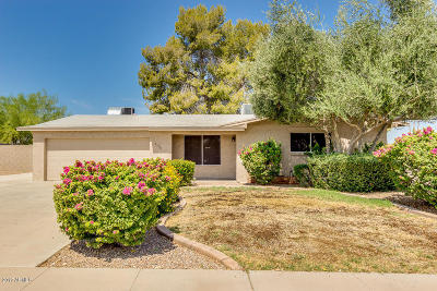 Tempe Single Family Home For Sale: 5106 S Fairfield Drive