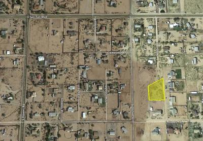 Queen Creek AZ Residential Lots & Land For Sale: $115,000