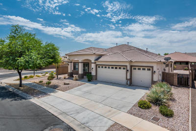Surprise Single Family Home For Sale: 15819 W Desert Mirage Drive