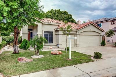 Glendale Single Family Home For Sale: 21652 N 59th Lane