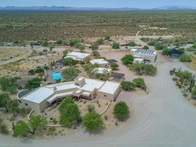Wickenburg Single Family Home For Sale: 36116 N 367th Avenue