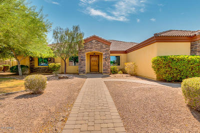 Litchfield Park Single Family Home For Sale: 5609 N 179th Drive