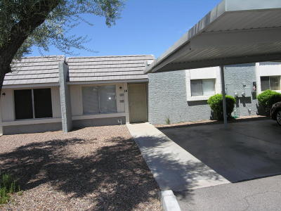 Condo/Townhouse For Sale: 1050 S Stapley Drive #14
