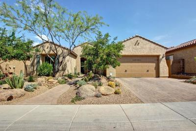 Single Family Home For Sale: 5632 E Lonesome Trail