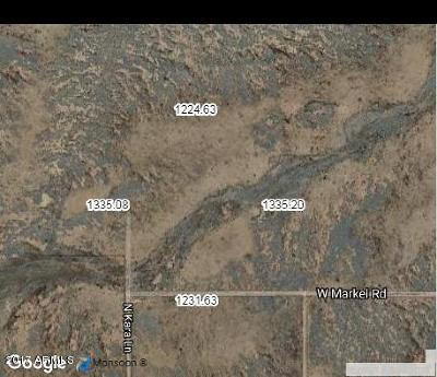McNeal AZ Residential Lots & Land For Sale: $25,000