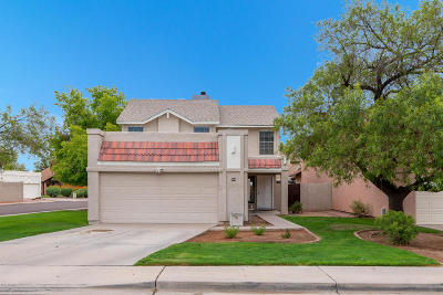 Single Family Home For Sale: 704 N Country Club Way