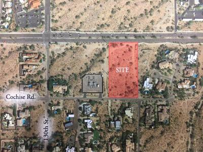 Scottsdale Residential Lots & Land For Sale: 10569 N 131st Street