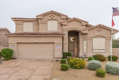 Fountain Hills Single Family Home For Sale: 17312 E Via Del Oro