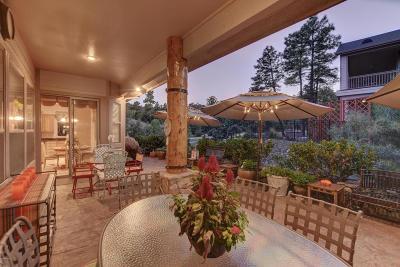 Prescott Single Family Home For Sale: 960 Coyote Circle