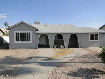 Tempe Single Family Home For Sale: 945 E Harry Street