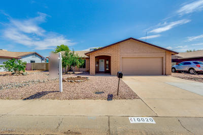 Phoenix Single Family Home For Sale: 10020 W Highland Avenue