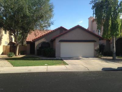 Gilbert Single Family Home For Sale: 1225 W Mediterranean Drive
