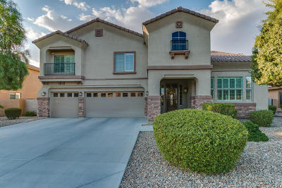 Goodyear Single Family Home For Sale: 15330 W Sells Drive