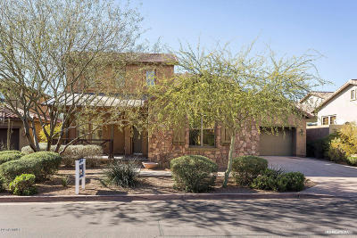 Scottsdale Single Family Home For Sale: 17748 N 93rd Street