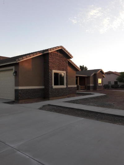 Queen Creek Single Family Home For Sale: 17707 E Stacey Road