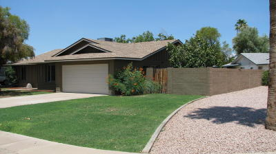 Tempe Single Family Home For Sale: 1922 E Balboa Drive