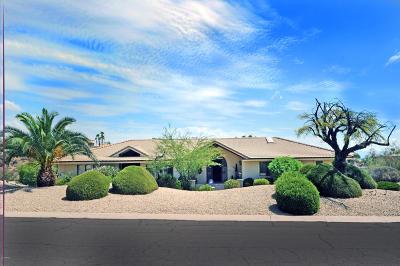 Fountain Hills Single Family Home For Sale: 16216 E Keota Drive
