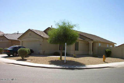 Tolleson Rental For Rent: 8631 W Papago Street