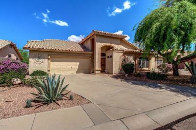 Gold Canyon Single Family Home For Sale: 6126 S Cassia Drive