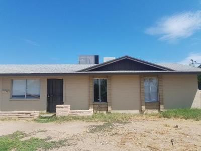 Phoenix Single Family Home For Sale: 8142 W Avalon Drive