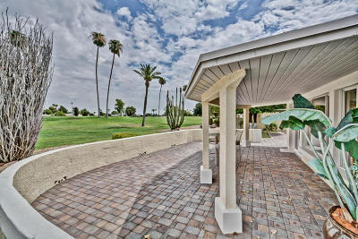 Sun City AZ Single Family Home For Sale: $329,900