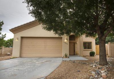 Douglas Single Family Home For Sale: 1411 E Camino Chavinda