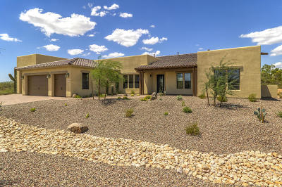 Scottsdale Single Family Home For Sale: 6474 E Monterra Way