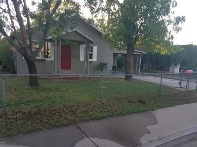 Single Family Home For Sale: 114 N Miller Street