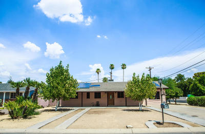 Chandler Single Family Home For Sale: 401 N Cheri Lynn Drive