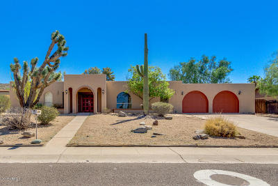 Phoenix AZ Single Family Home For Sale: $337,000