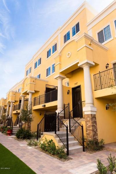 Tempe Condo/Townhouse For Sale: 421 W 6th Street #1017
