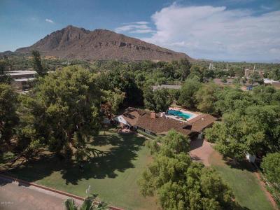 Scottsdale Single Family Home For Sale: 6220 E Montecito Avenue