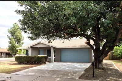Tempe Rental For Rent: 5359 S Country Club Way