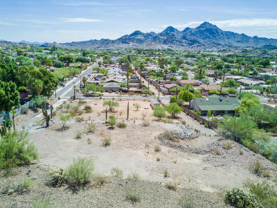 Maricopa County Residential Lots & Land For Sale: 8220 N 14th Street