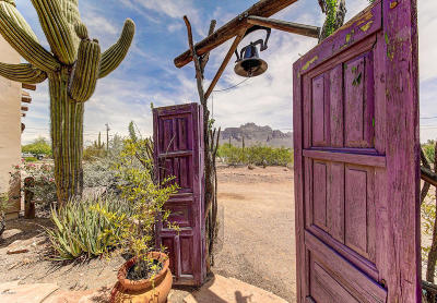 Apache Junction Single Family Home For Sale: 968 N Roadrunner Road