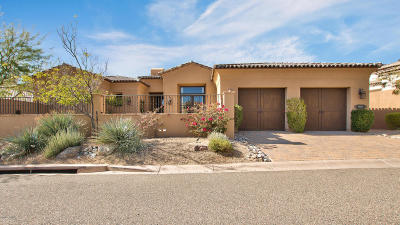 Paradise Valley Single Family Home For Sale: 6620 N 39th Way