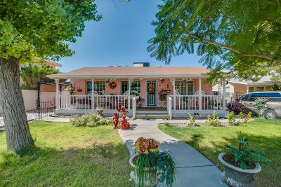 Coolidge Single Family Home For Sale: 625 W Pinkley Avenue