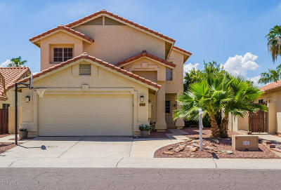 Glendale Single Family Home For Sale: 19918 N 77th Avenue