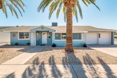 Sun City Single Family Home For Sale: 10267 W Desert Hills Drive