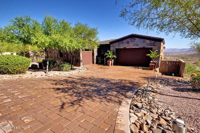 Fountain Hills Single Family Home For Sale: 10841 N Mountain Vista Court