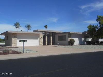 Sun City Single Family Home For Sale: 18209 N Welk Drive