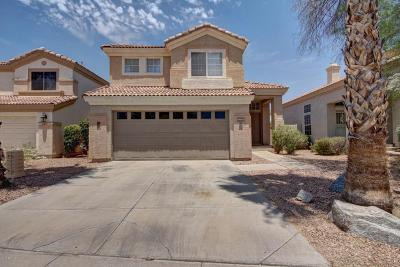 Goodyear Single Family Home For Sale: 13642 W Desert Flower Drive