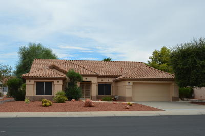 Sun City West Rental For Rent: 15621 W Heritage Drive