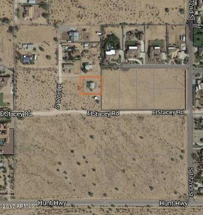Queen Creek Residential Lots & Land For Sale: 7869 S 170th Place