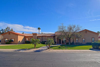 Scottsdale Single Family Home For Sale: 10529 N 106th Place