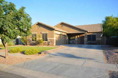 Gilbert Single Family Home For Sale: 4159 E Blue Sage Road